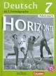 Немецкий язык 7 кл. Горизонты. Рабочая тетрадь с online-поддержкой